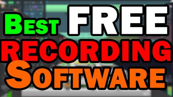 """""""Free Music Software"""" Best Free Music Recording Software"""