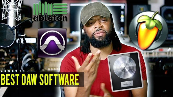 """""""Free Music Software"""" What Is The Best DAW Software For Music Production And Recording 