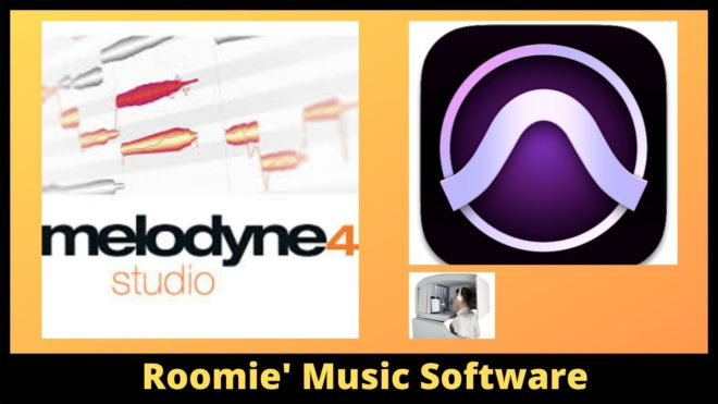 What Music Software Does Roomie Use (Roomie uses Melodyne, ProTools etc)