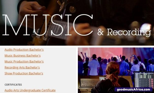 Full Sail University Music Engineering – Music & Recording – Undergraduate Degrees, Certificates – Show Production Bachelor's