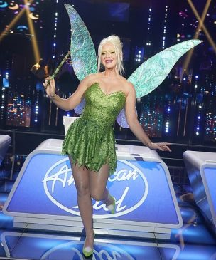 Katy Perry Tinker Bell American Idol 2021 May 3
